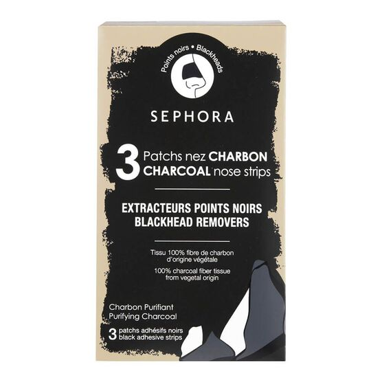 SEPHORA    NOSE PACK 20  MASK 3PCE