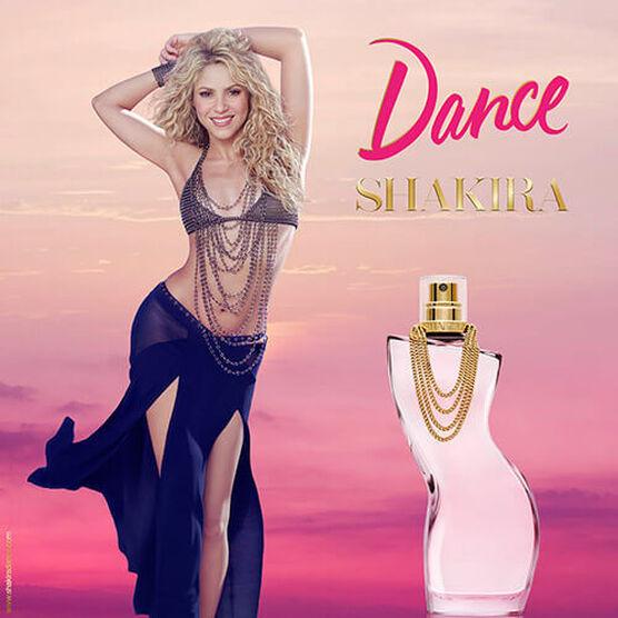 SHAKIRA    DANCE         EDTV 80ML