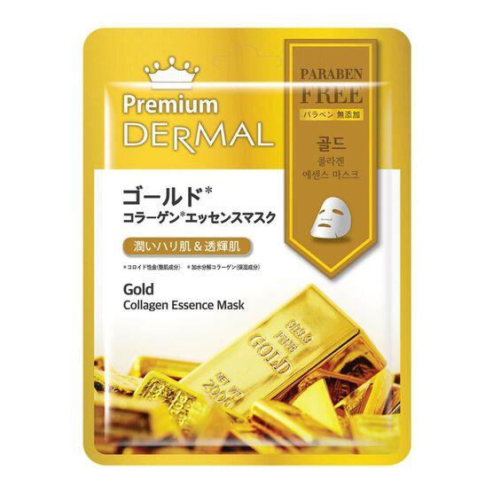 DERMAL     GOLD MASK     MASK 23G