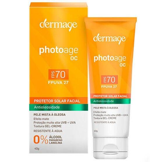 DERMAGE    PHOTOAGE OC F MASK 200ML