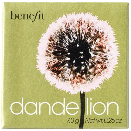 BENEFIT    DANDELION     BLSH BOP