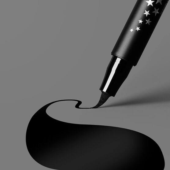 KAT VON D  INK LINER     EYES BLACK