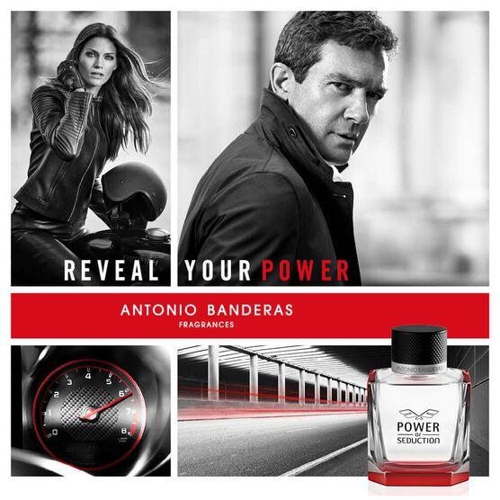 A.BANDERAS AB POWER OS   EDT  200ML