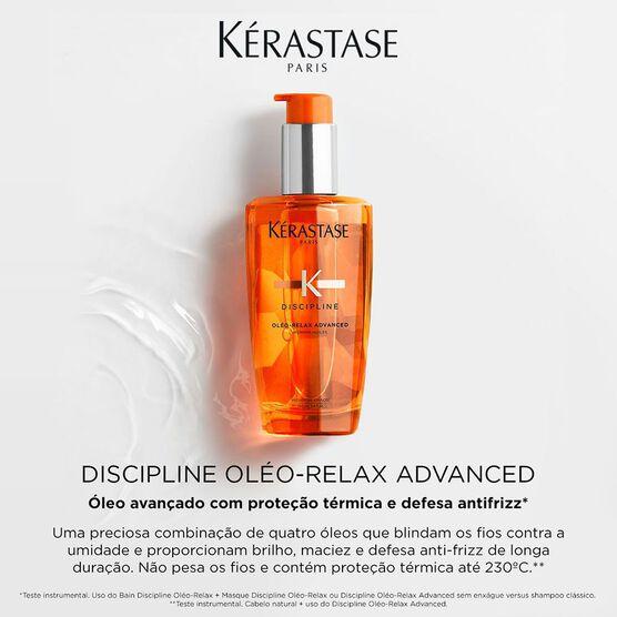KERASTASE  DISCIPLINE    OIL  100ML