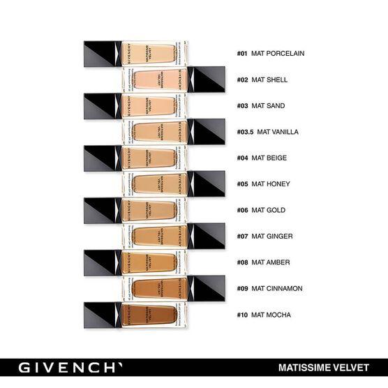 GIVENCHY   MATISSIME VEL FOUN 30ML