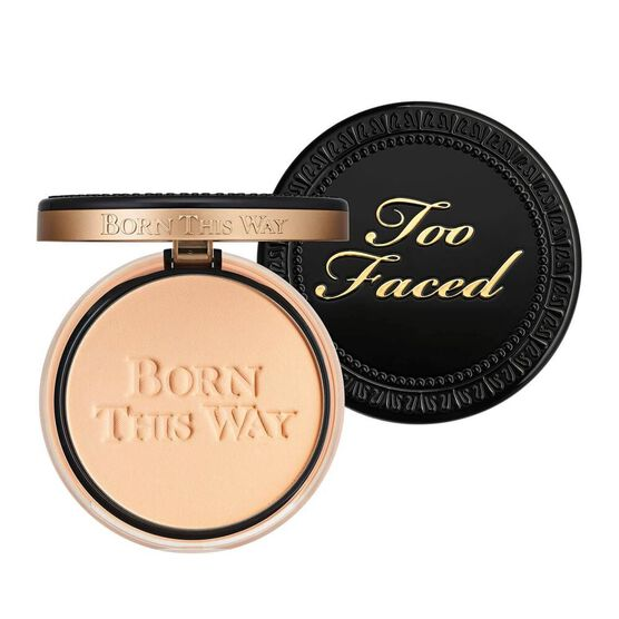 TOO FACED  BORN THIS WAY CPDR TAFFY