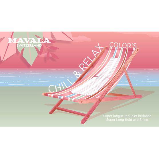 MAVALA     CHILL RELAX   NAIL 211