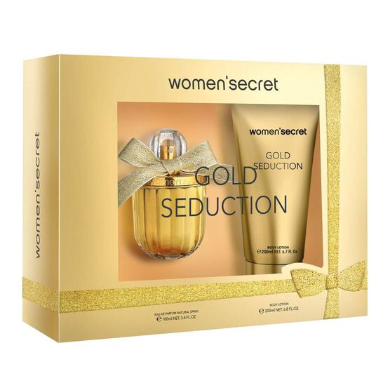 WOMEN'S SE GOLD SEDUCTIO COFF
