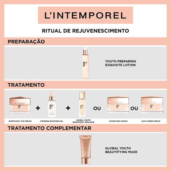 GIVENCHY   L'INTEMPOREL  LOTI 50ML