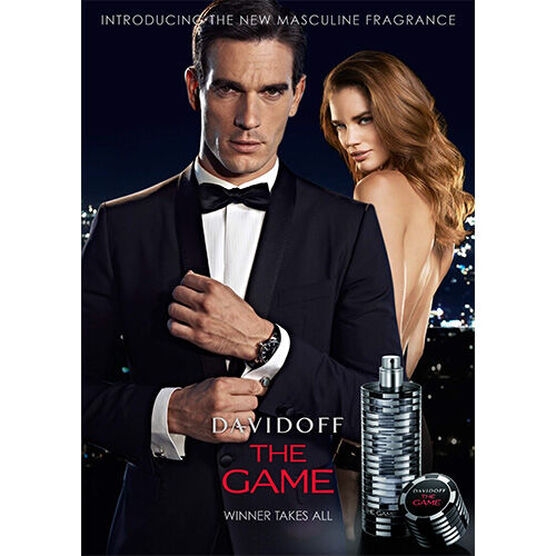 DAVIDOFF   GAME          EDT  100ML