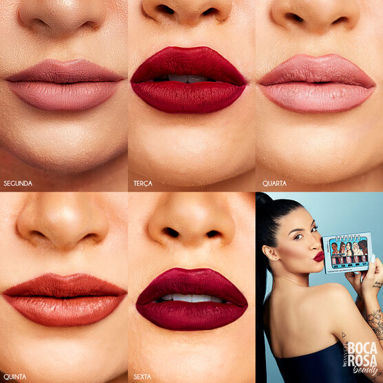 BOCA ROSA  LIP SET BIA   LIPS DAY