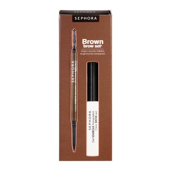 Kit de Sobrancelhas Sephora Collection Brow Kit