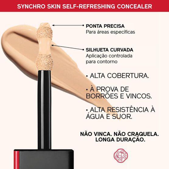 SHISEIDO   SYNCHRO SKIN  CONC 5,8ML