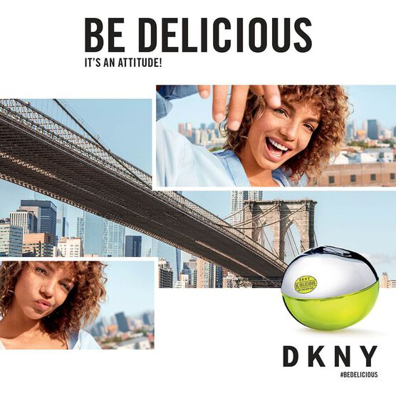 D.KARAN    DKNY BE DELIC EDPV 100ML