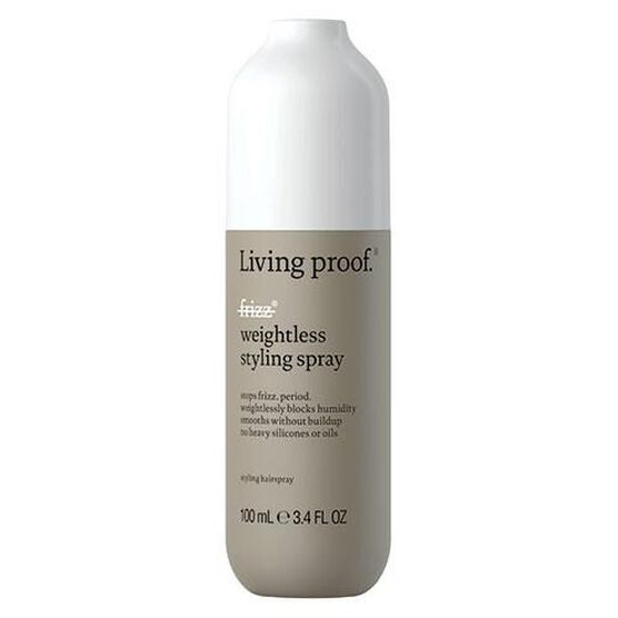 LIVING PRO NO FRIZZ WS   HAIR 6.7OZ