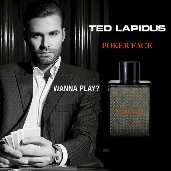 LAPIDUS    POKER FACE    EDT  100ML