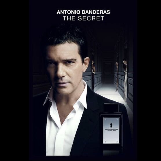 BANDERAS   SECRET        EDTV 200ML