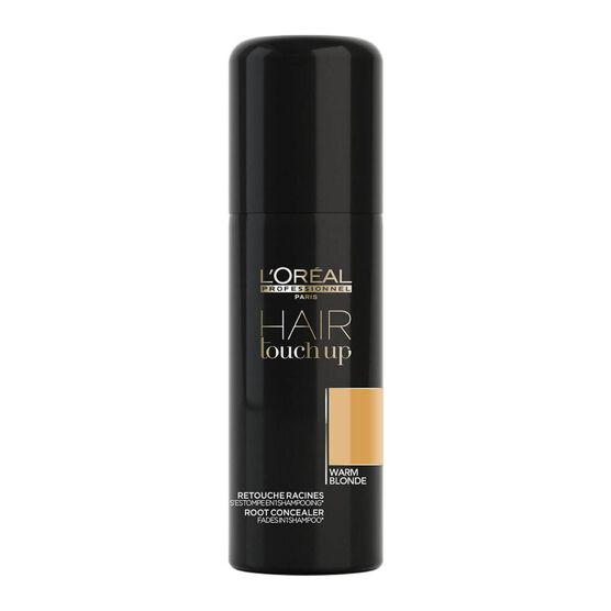 LOREAL PRO HAIR TOUCH UP LACQ BLACK
