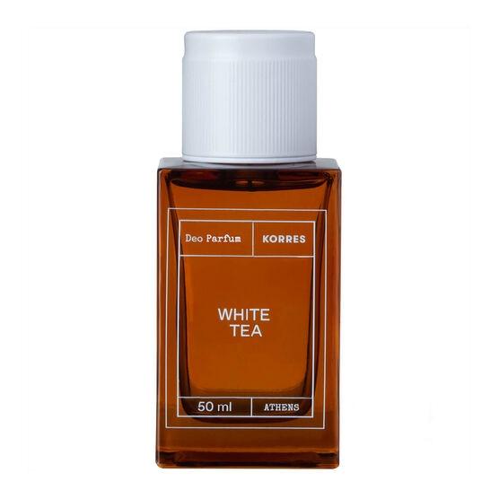KORRES     WHITE TEA     EDP  50ML