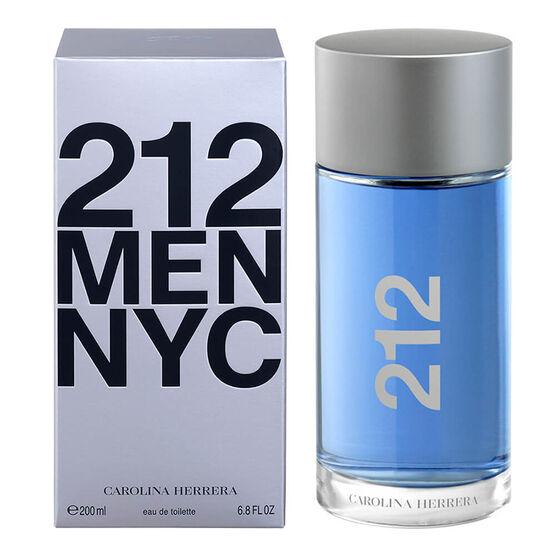 HERRERA    212 NYC MEN   EDTV 200ML
