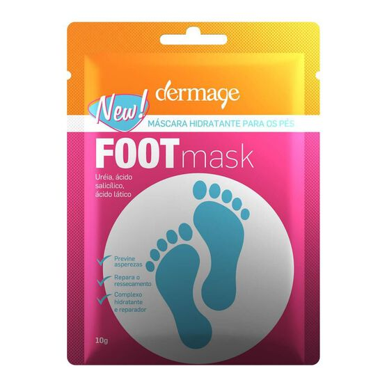 DERMAGE    FOOT MASK     BODY 10GR