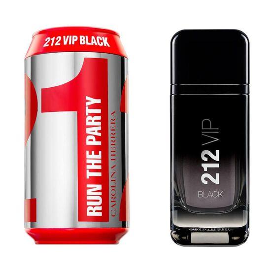 HERRERA    212 VIP BLACK EDP  100ML