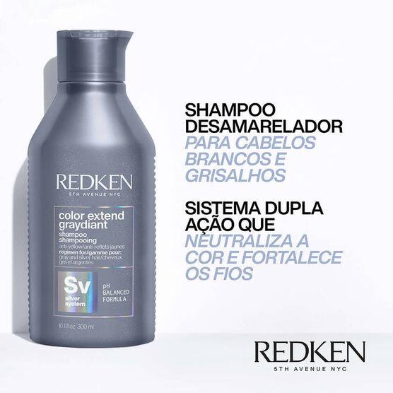 REDKEN     SHAMPOO       HAIR 300ML