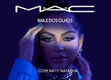 Natti Natasha está pronta com seus favoritos MAC