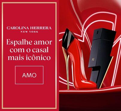 Carolina Herrera. Espalhe amor com o casal mais icônico!
