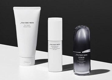 Shiseido. Nova linha de cuidados para a pele masculina