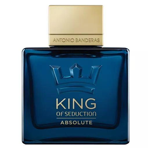 Perfume King of Seduction Absolute - Antonio Banderas - Eau de Toilette Antonio Banderas Masculino Eau de Toilette
