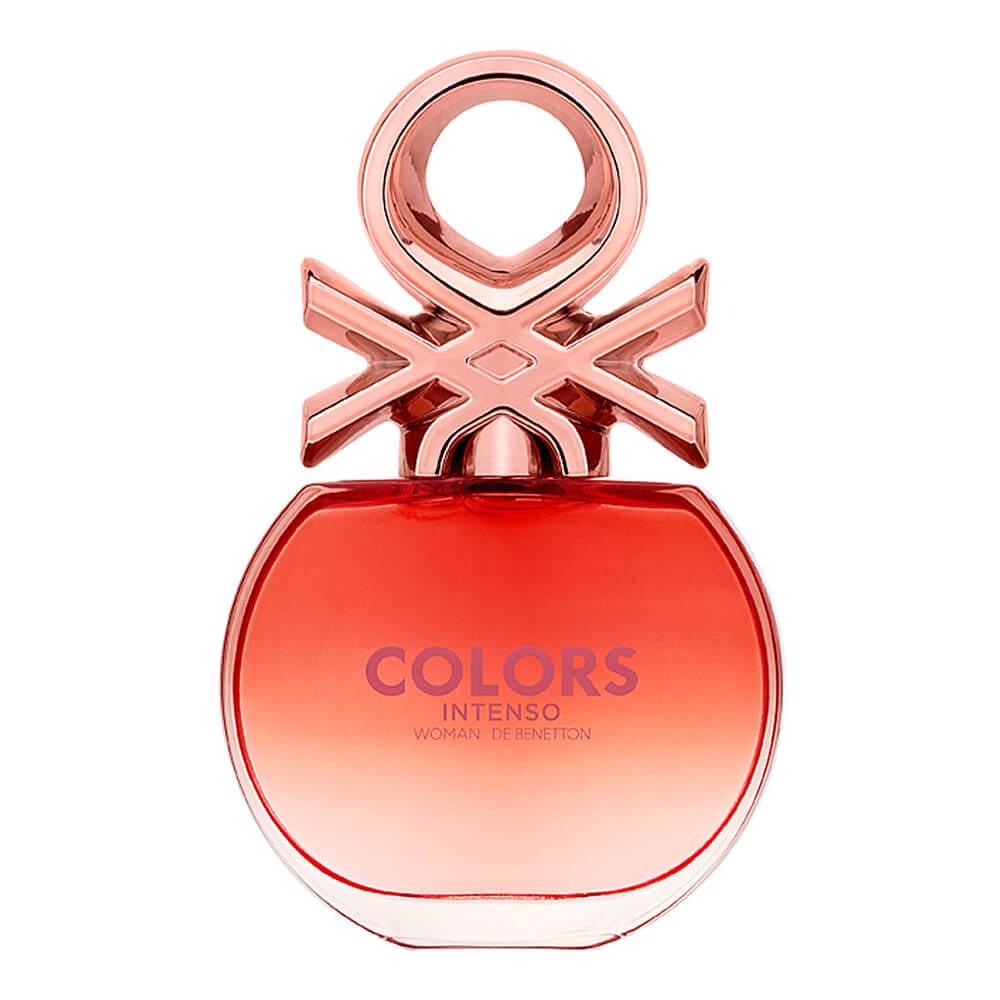 Perfume Rose Intenso - Benetton - Eau de Parfum Benetton Feminino Eau de Parfum