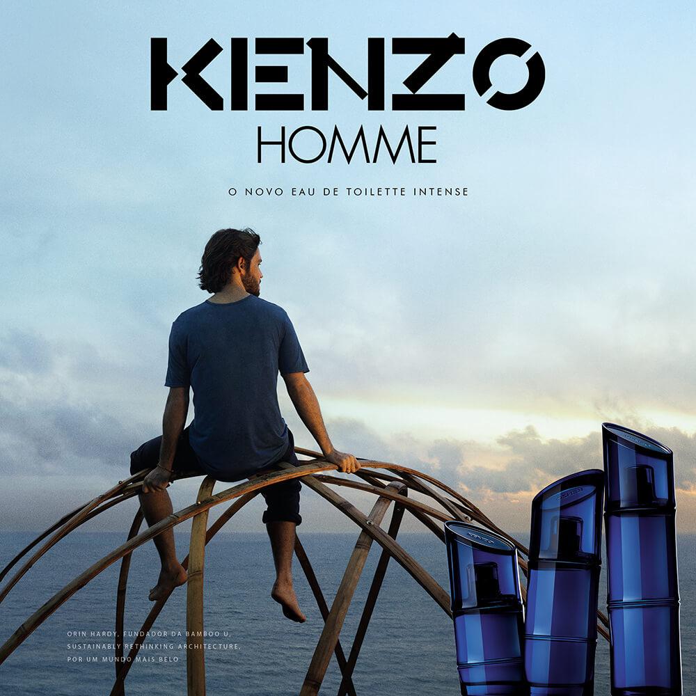 KENZO      KENZO HOMME   EDT  40ML