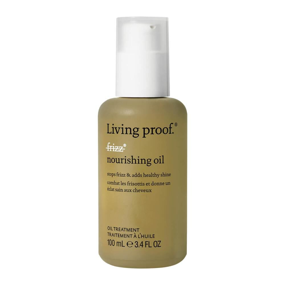 PROOF      NO FRIZZ      OIL  100ML