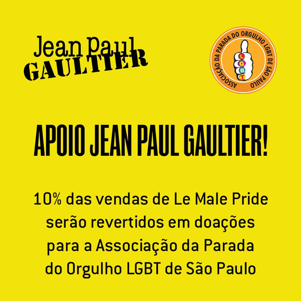 J.P. GAULT LE MALE       EDT  125ML