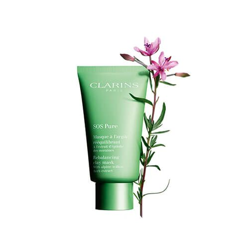 CLARINS    SOS MASK      MASK 75ML