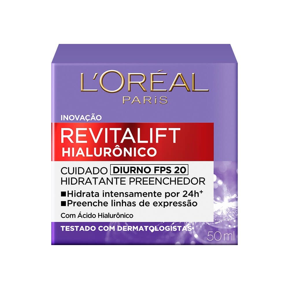L'OREAL    HYALURONIC    MIDD CREAM