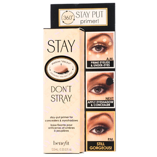 BENEFIT    STAY DON'T ST CONC