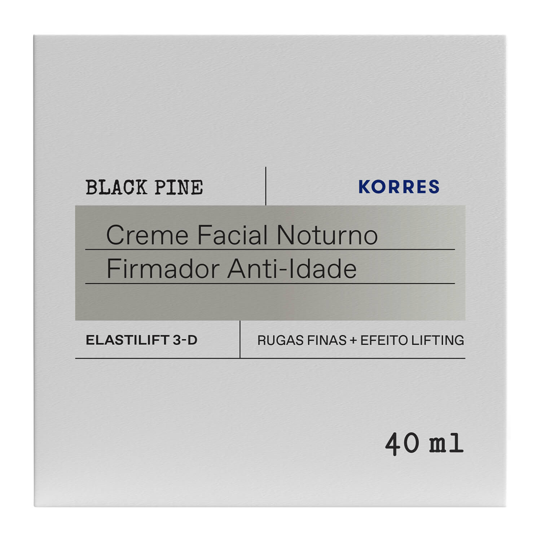 KORRES     BLACK PINE    CREA 40ML