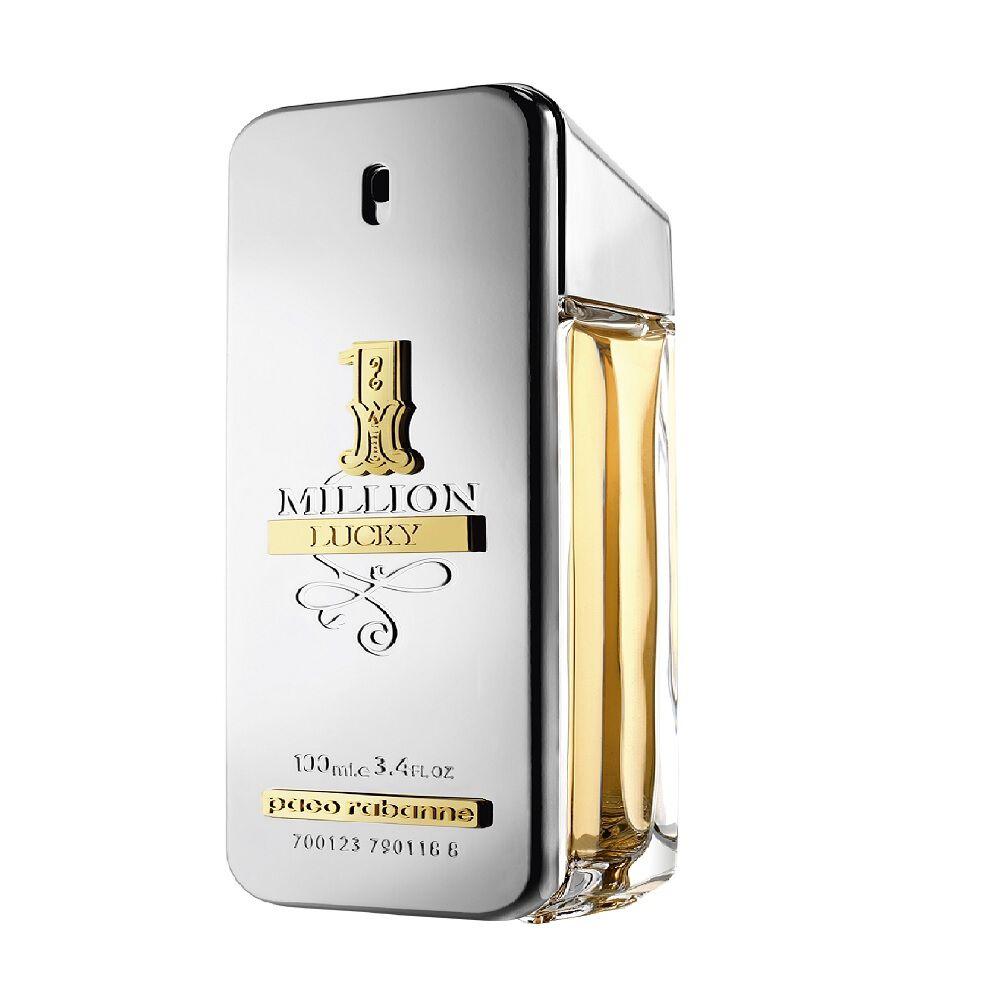 Perfume 1 Million Lucky - Paco Rabanne - Eau de Toilette Paco Rabanne Masculino Eau de Toilette