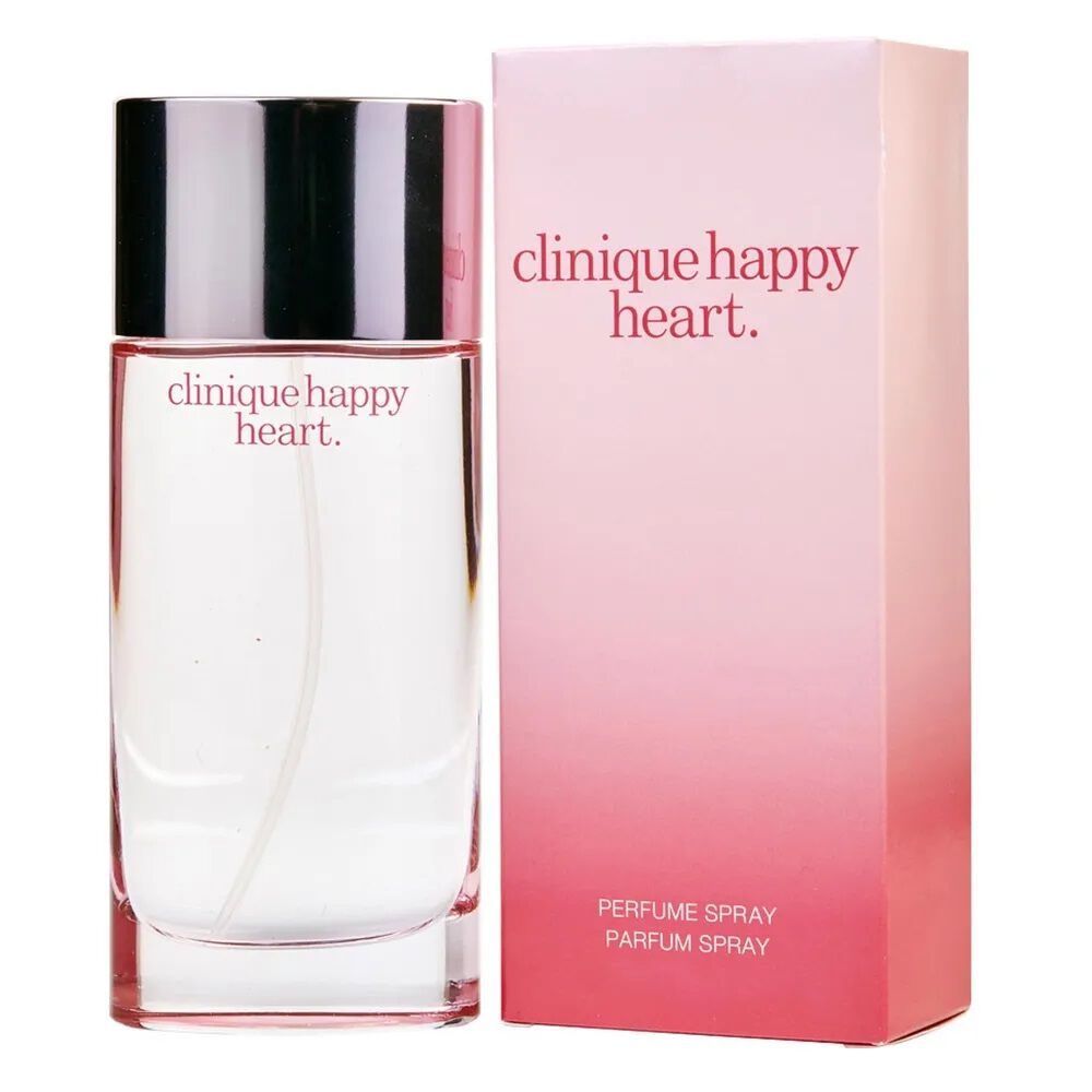 CLINIQUE   HAPPY HEART   EDT  100ML