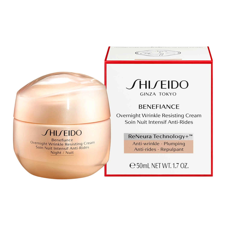 SHISEIDO   BENEFIANCE    FACE 50ML