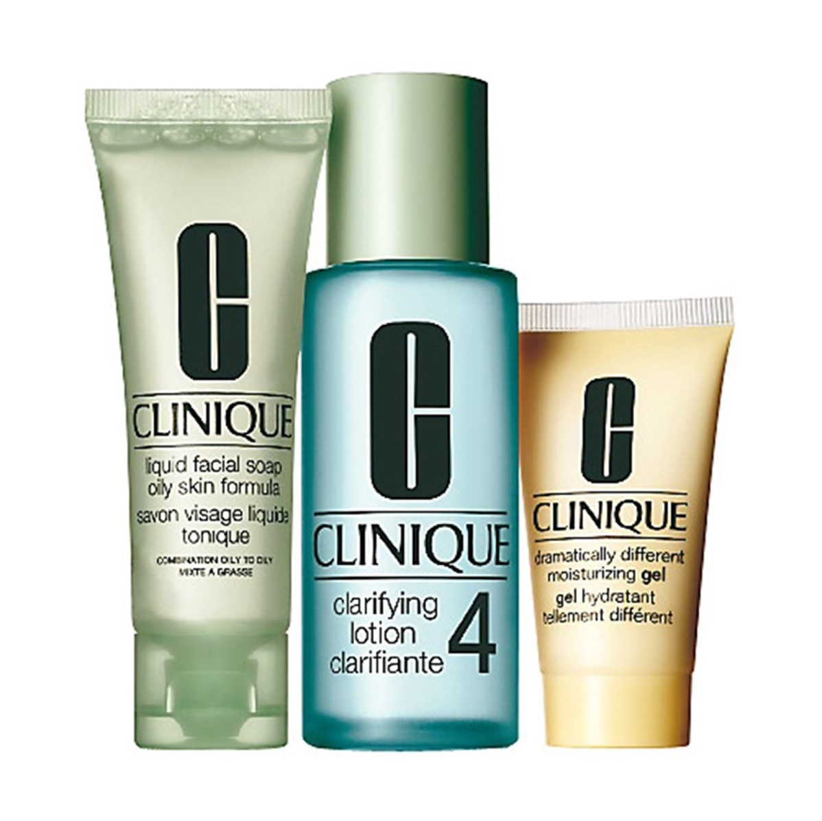 CLINIQUE   INTRODUCTOR   KIT  4
