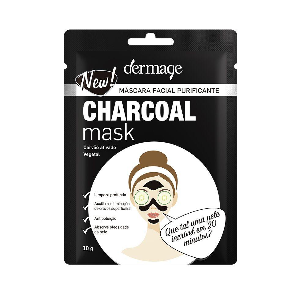 DERMAGE    CHARCOAL      MASK 10 G