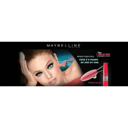 MAYBELINE  THE ONE BY ON MASC BLACK