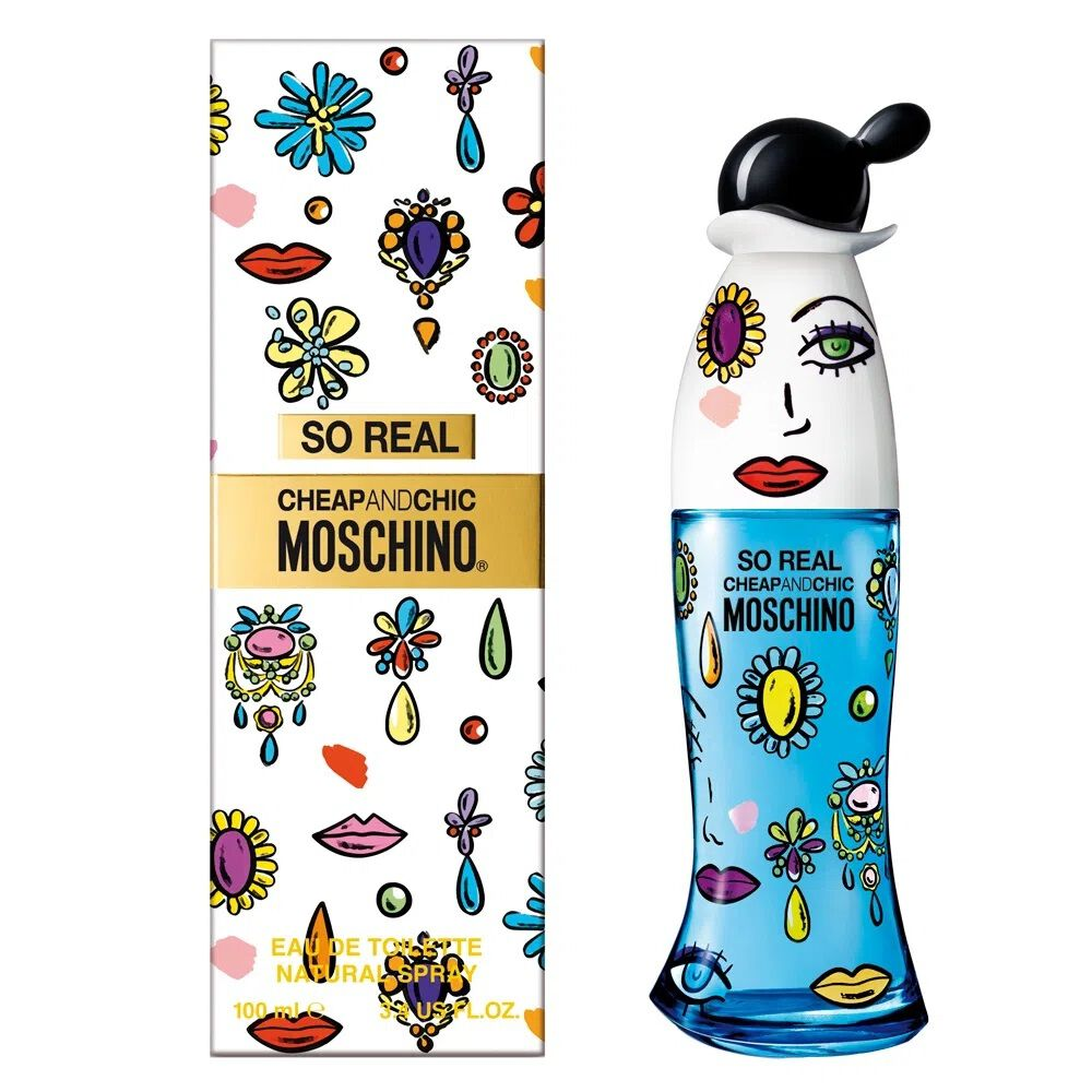 MOSCHINO   CHEAP AND CHI EDT  30 ML