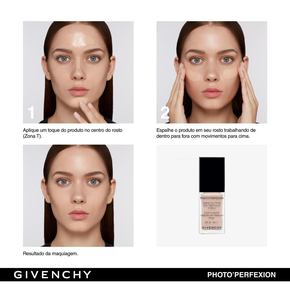 GIVENCHY   PHOTO PERF.   FDT  N°4