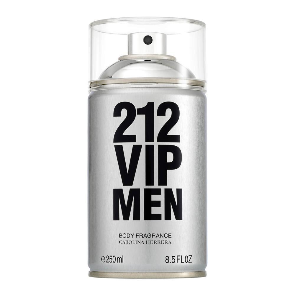 C.HERRERA  212 VIP MEN   DEOD 250ML