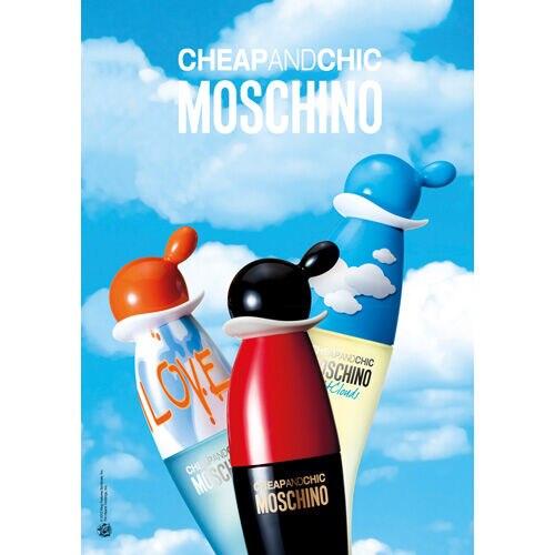 MOSCHINO   CHEAP CHIC    EDTV  50ML