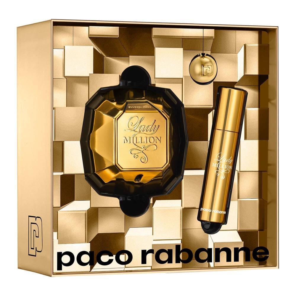 PACO RABAN LADY MILLION  SET